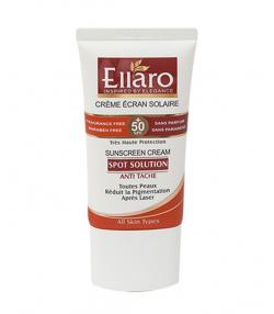 کرم ضد آفتاب و ضد لک الارو مدل Spot Solution spf50