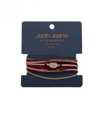 دستبند چند دور زنانه جوتی جینز Jootijeans