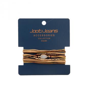 دستبند چند تایی زنانه جوتی جینز Jootijeans