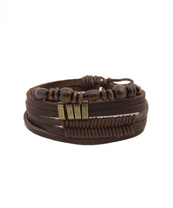 دستبند مردانه چرم جوتی جینز Jootijeans