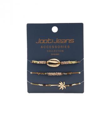 دستبند صدف زنانه جوتی جینز Jootijeans