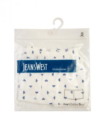 شورت پادار پسرانه جین وست Jeanswest