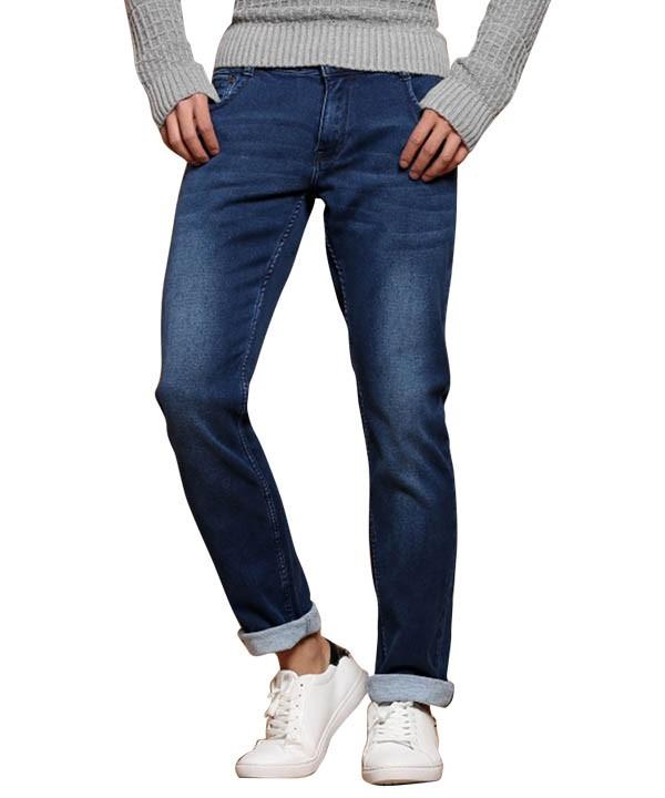 مدل شلوار جین کشی مردانه شلوارجین مردانه جین وست 2213