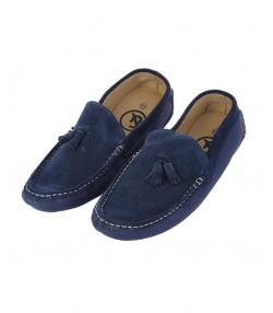 کفش کالج آبی