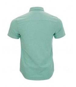 پیراهن آکسفورد سبز آبی