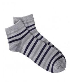 جوراب مردانه سرمه ای