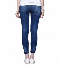 شلوار جین کوتاه زنانه جین وست