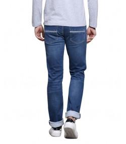 شلوار جین مردانه آبی