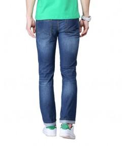 شلوار جین آبی تیره