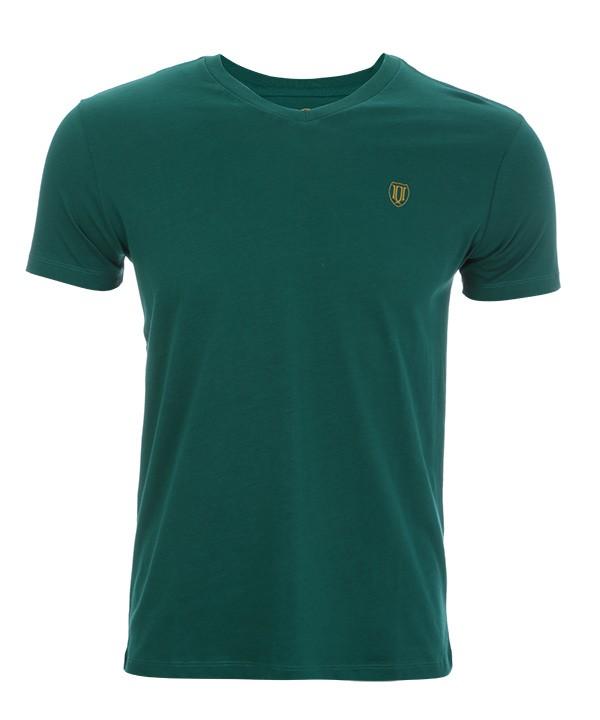 تیشرت سبز مردانه