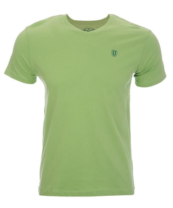 تیشرت سبز روشن مردانه