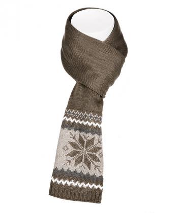 شال گردن زنانه بافتنی جوتی جینز Jootijeans