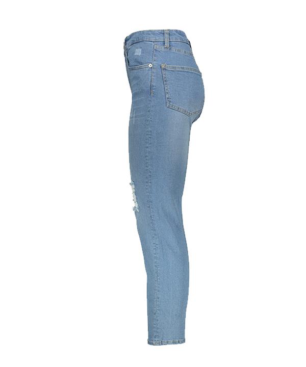 شلوار جین زاپ دار زنانه آر ان اس RNS