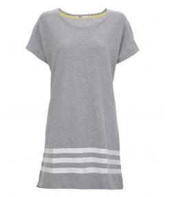 پیراهن زنانه طوسی