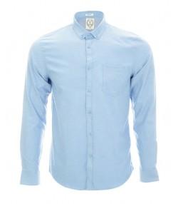 پیراهن آبی یخی مردانه