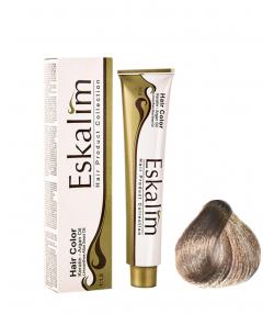 رنگ مو سری بلوند دودی اسکالیم Eskalim حجم 100 میلیلیتر