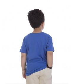 تیشرت بچه گانه آبی