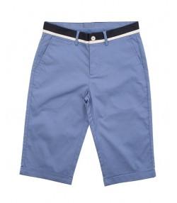 شلوارک مردانه آبی
