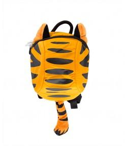 کوله پشتی بچگانه طرح ببری به رنگ زرد