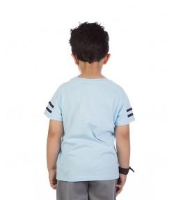 تیشرت پسرانه آبی