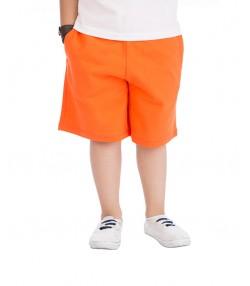 شلوارک بچه گانه نارنجی