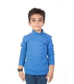 تی شرت بچه گانه آبی