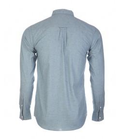 پیراهن مردانه آستین بلند آبی