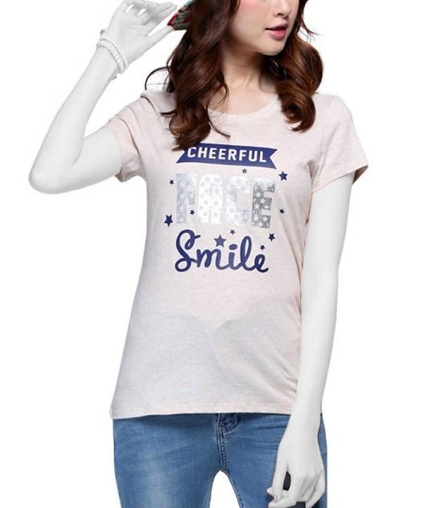 تی شرت زنانه  بژ