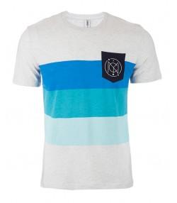 تی شرت مردانه طوسی