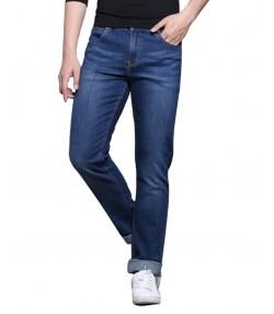 شلوارجین مردانه آبی تیره جین وست