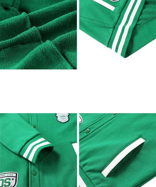 سویشرت اسپرت سبز