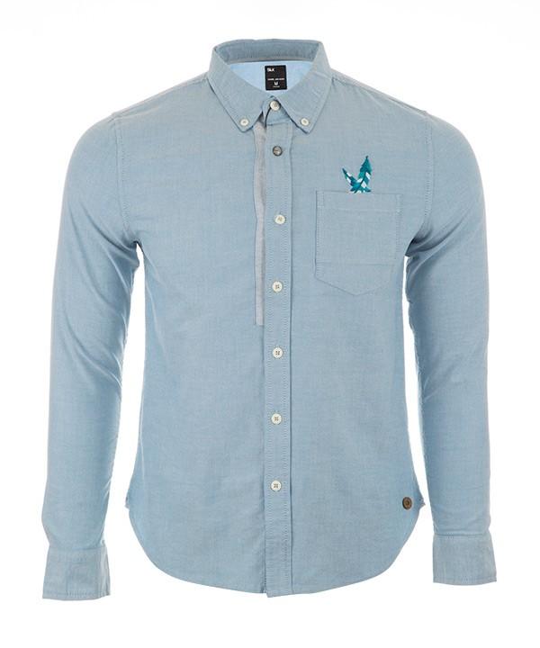 پیراهن کتان مردانه ساموئل اند کوین |