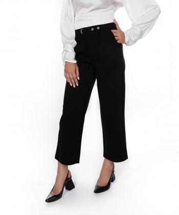 شلوار زنانه گشاد جین وست Jeanswest
