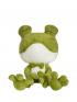 عروسک پولیشی قورباغه غمگین sad frog جوتی جینز