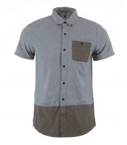پیراهن دو رنگ مردانه جوتی جینز