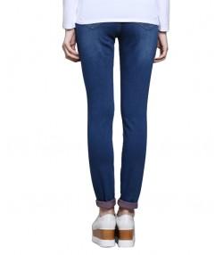 شلوار جین زنانه آبی