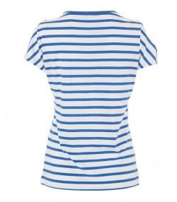 تی شرت سر شانه باز زنانه جین وست
