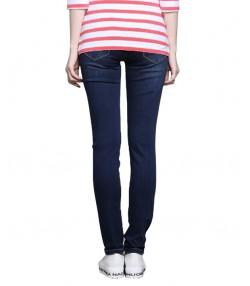 شلوار جین زنانه سرمه ای