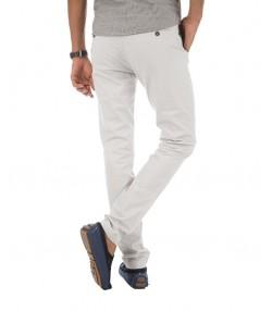 شلوار مردانه  طوسی روشن جوتی جینز