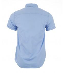پیراهن مردانه آبی جوتی جینز