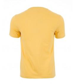 تی شرت مردانه زرد جین وست