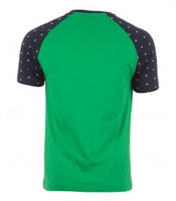 تی شرت مردانه سبز جین وست