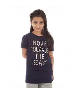تی شرت دخترانه جین وست