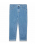 شلوار جین زنانه کوتاه جین وست Jeanswest مدل 92287502