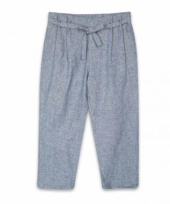 شلوار زنانه کوتاه جین وست Jeanswest مدل 92257501