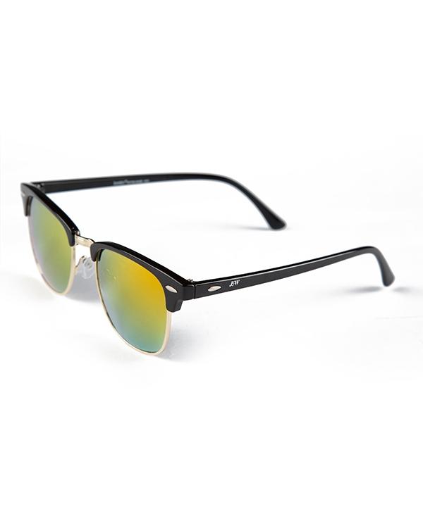 عینک آفتابی مردانه مشکی جین وست
