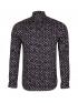پیراهن آستین بلند مردانه طرحدار جوتی جینز JootiJeans کد 01531032