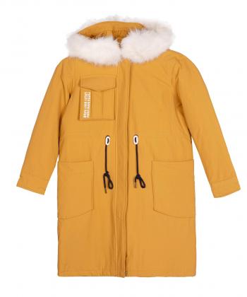 کاپشن بلند زنانه جوتی جینز JootiJeans کد 94722606