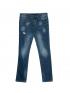 شلوار جین زاپ دار مردانه جین وست Jeanswest کد 01181508
