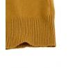 پلیور یقه اسکی زنانه زیتونی جوتی جینز